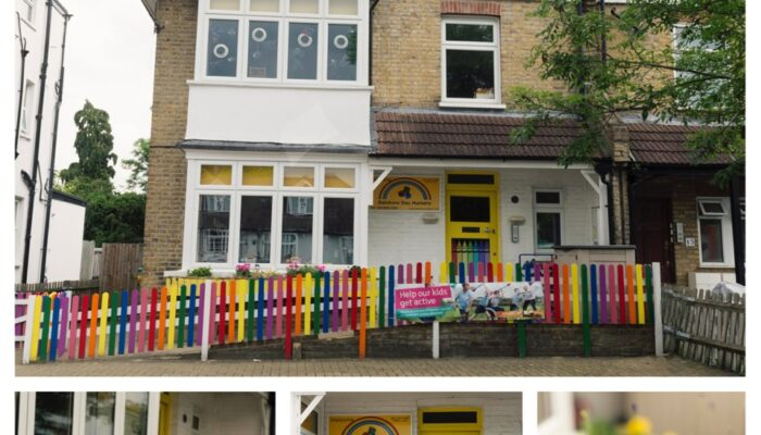 Collage frontage