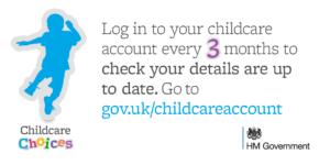 Childcare Account